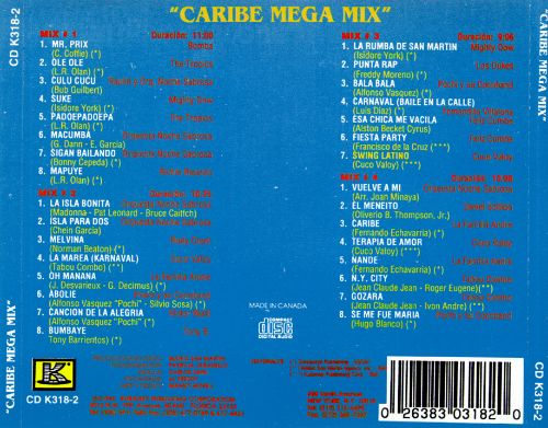 Caribe Mega Mix