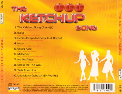 The Ketchup Song [Laserlight]