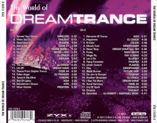 The World of Dream Trance