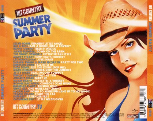Hit Country: Summer Party