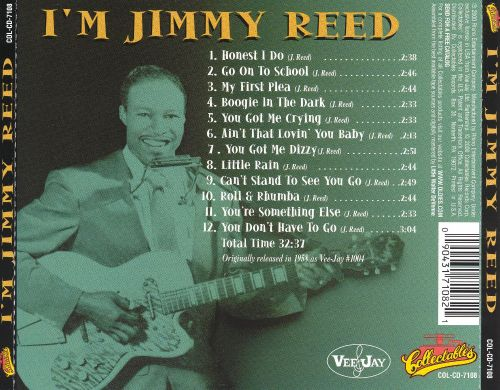 Image result for jimmy reed i'm jimmy reed
