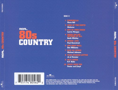 Real 80's Country [Disc 3]