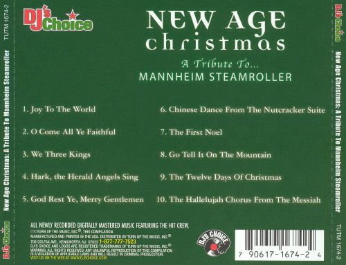New Age Chistmas: A Tirbute to Mannheim Steamroller