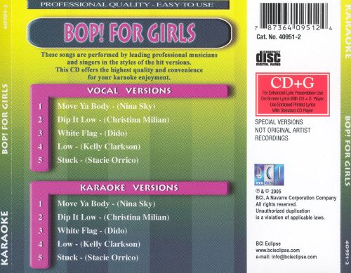 Bop! - For Girls