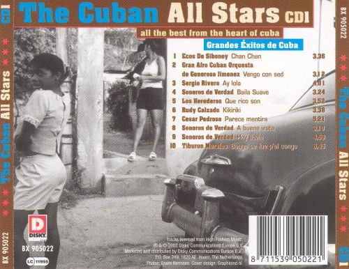 Cuban All Stars [CD1]