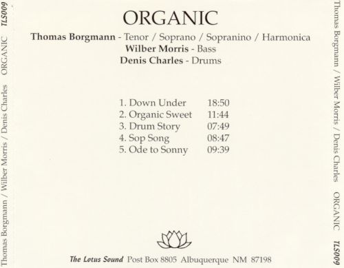 Organic: Live In Karlsruhe, Germany