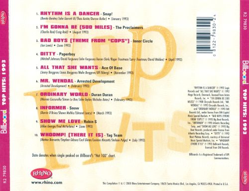 Top Hits 1993 Related Keywords & Suggestions - Top Hits 1993 Long