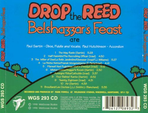Drop the Reed