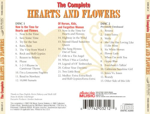 The Complete Hearts and Flowers