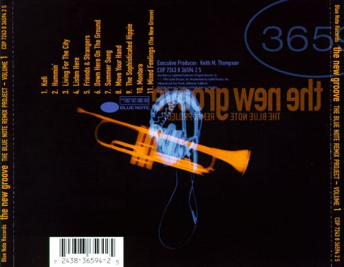 The New Groove Blue Note Remix Project Rar 44