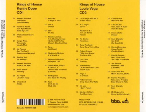 The Kings of House