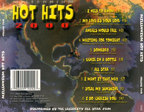 Hot Hits 2000, Vol. 2
