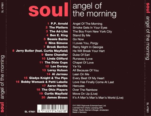 Soul: Angel of the Morning