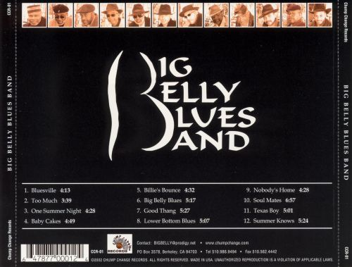 Big Belly Blues Band