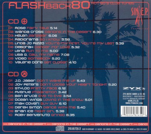 Flashback 80: Hot 80's Club Tunes