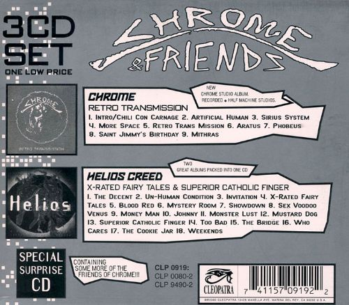 Chrome and Friends