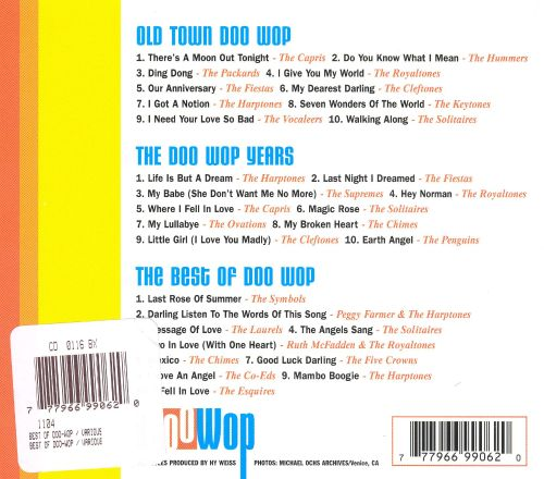 The Best of Doo-Wop [Boxsets]