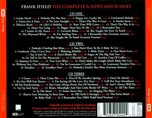 Complete A-Sides & B-Sides