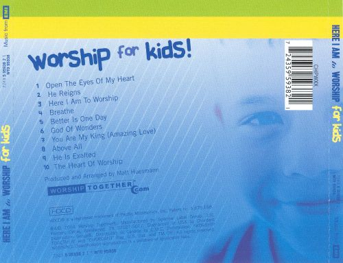 Worship Together: Here I Am to Worship for Kids