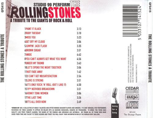 The Rolling Stones: A Tribute