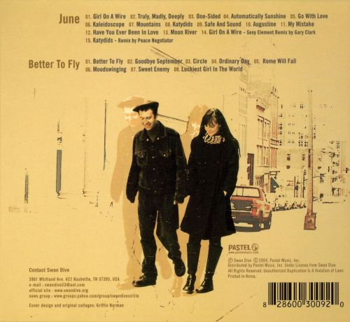 June/Better to Fly
