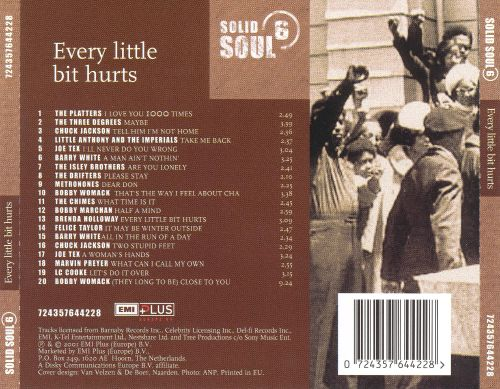 Solid Soul, Vol. 6: Every Little Bit Hurts