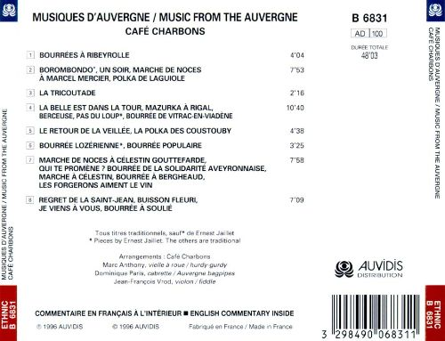 Music from the Auvergne
