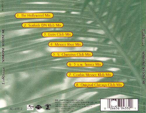 Someone to Love Me [CD/12