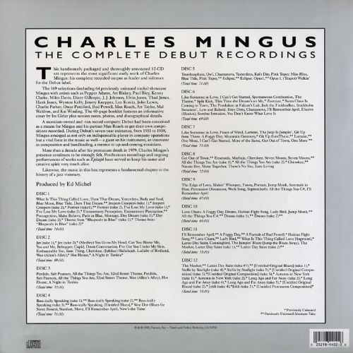 The Complete Debut Recordings