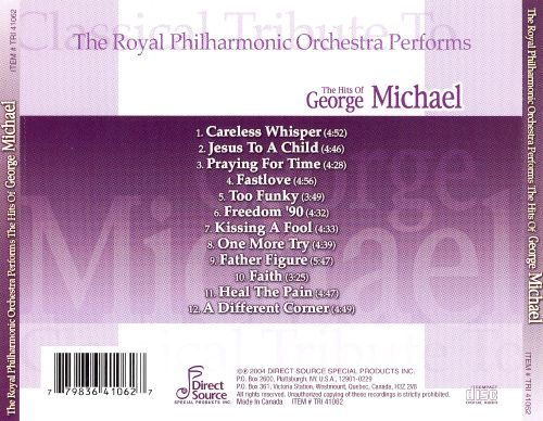 The Plays the Music of George Michael