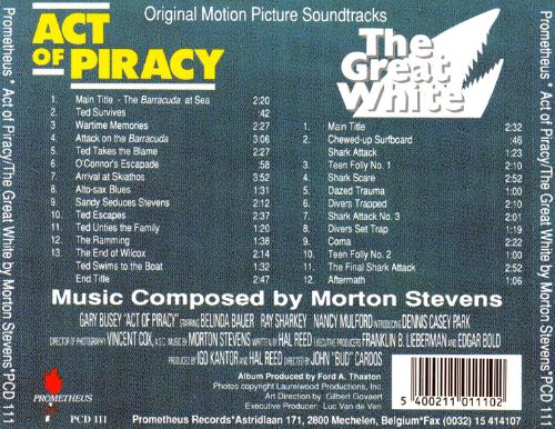 Act of Piracy/Great White