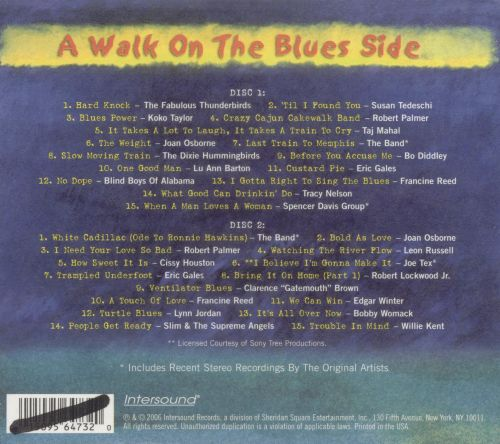 A Walk on the Blues Side [Compendia]