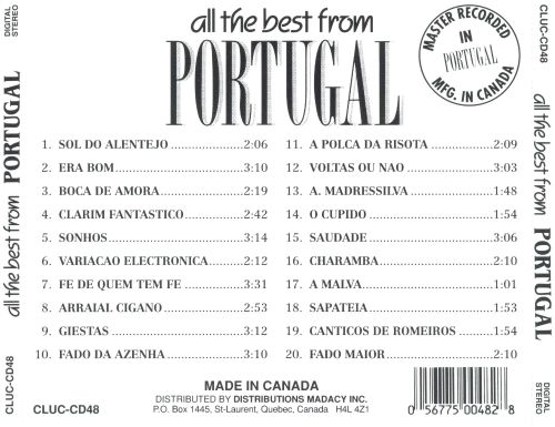 All the Best from Portugal
