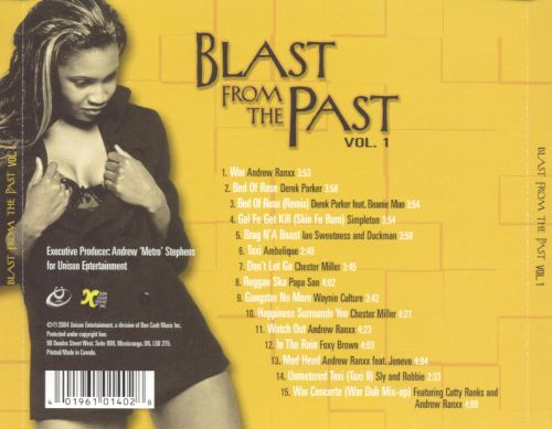 Blast from the Past, Vol. 1 [Orchard]