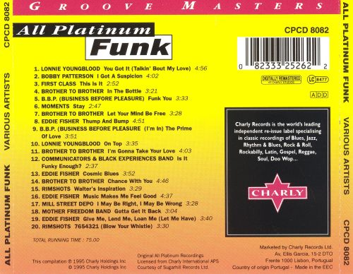 All Platinum Funk