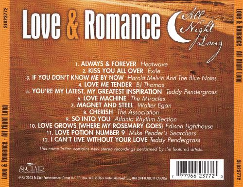 Love and Romance All Night Long