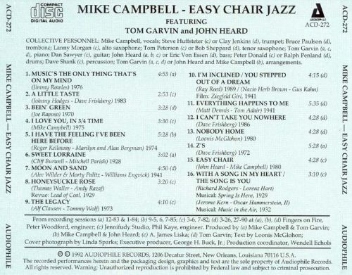 Easy Chair Jazz