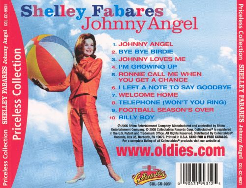 Johnny Angel [Collectables]
