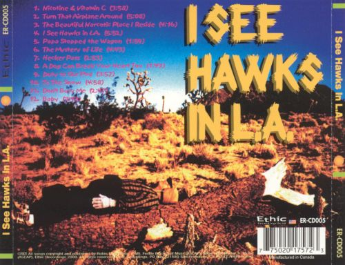 I See Hawks in L.A.