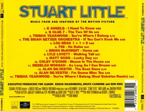 stuart little soundtrack