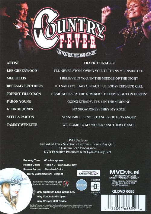 2 Country Fever [DVD]