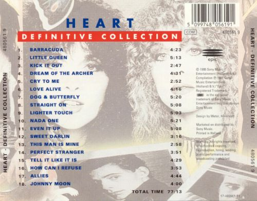 Definitive Collection [Single Disc]