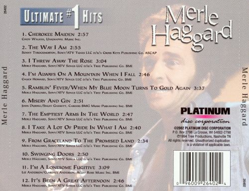 Ultimate #1 Hits [2]