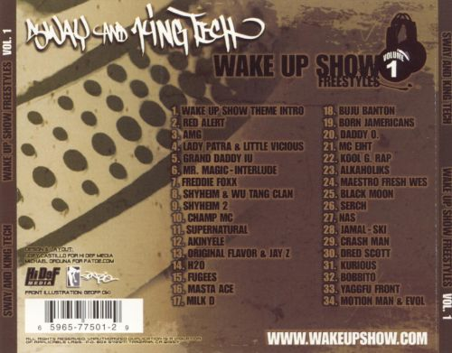 Wake Up Show: Freestyles, Vol. 1