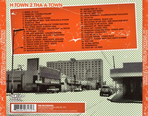 H-Town to the A-Town