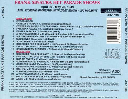 Hit Parade Shows