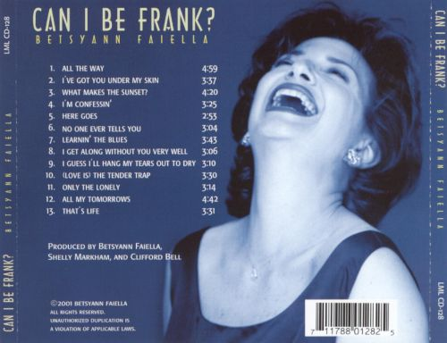 Can I Be Frank?