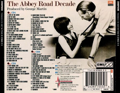 1963-1973: The Abbey Road Decade