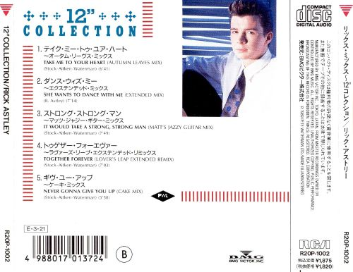 12 Inch Collection [1999]