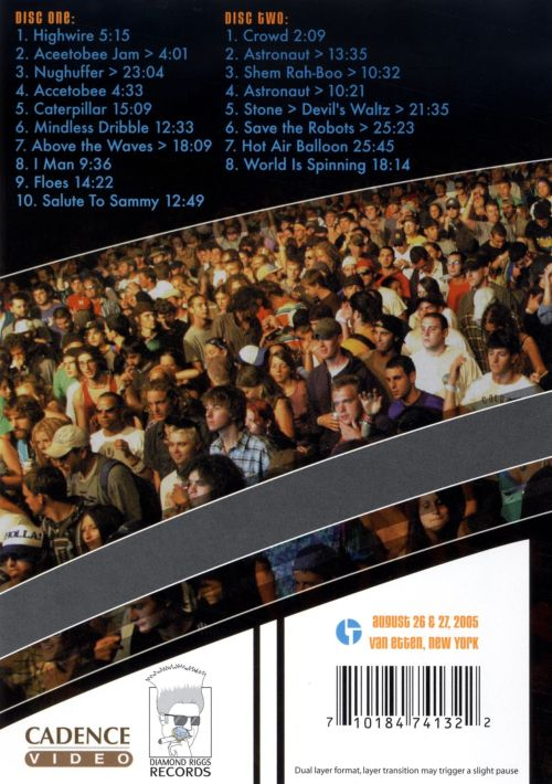 Live from Camp Bisco IV [DVD]